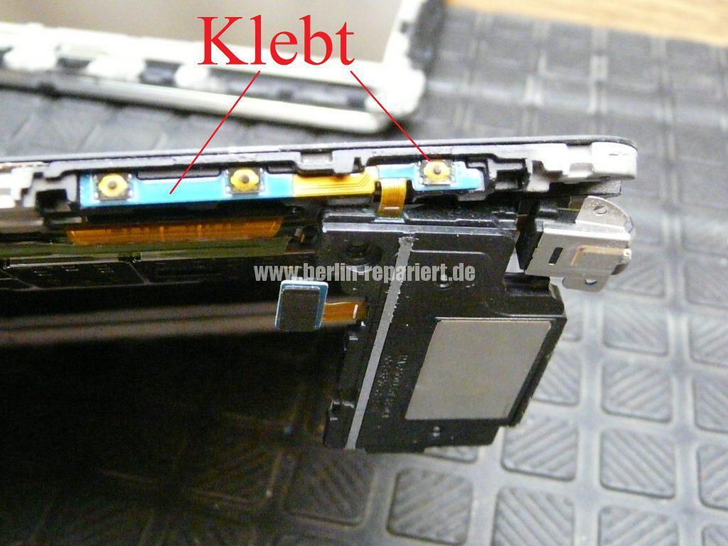 Samsung Galaxy TAB 2014Edition SM-P605, Display defekt, Akku austauschen (8)
