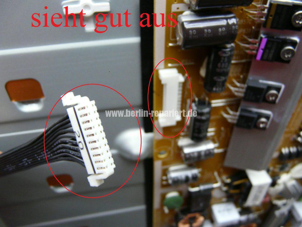 Samsung UE46F6500, Empfang geht weg (4)