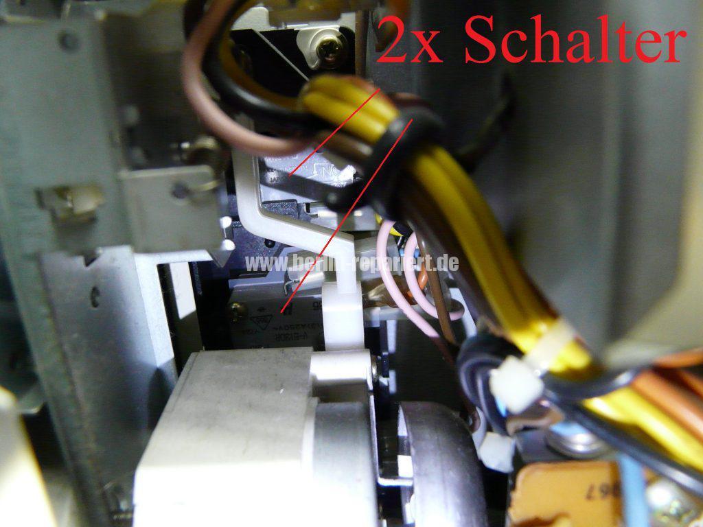 Sanyo EM120, keine Funktion (3)