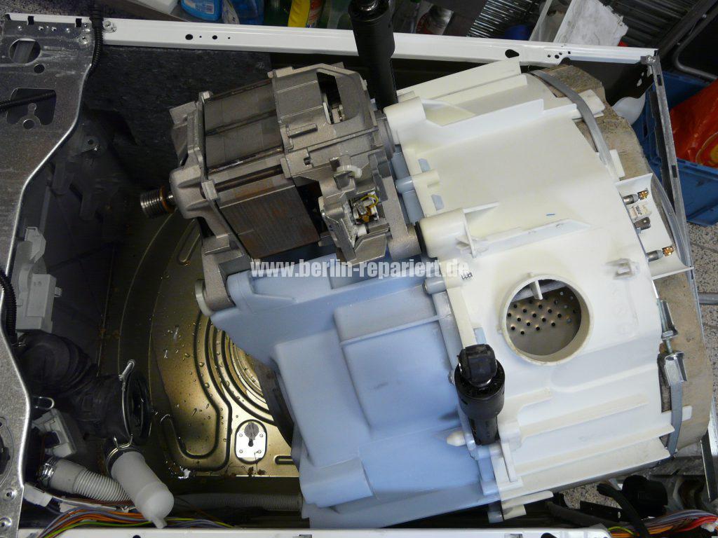 Siemens E14, Laugenbehälter Trommeleinheit Kugellagerschaden (12)