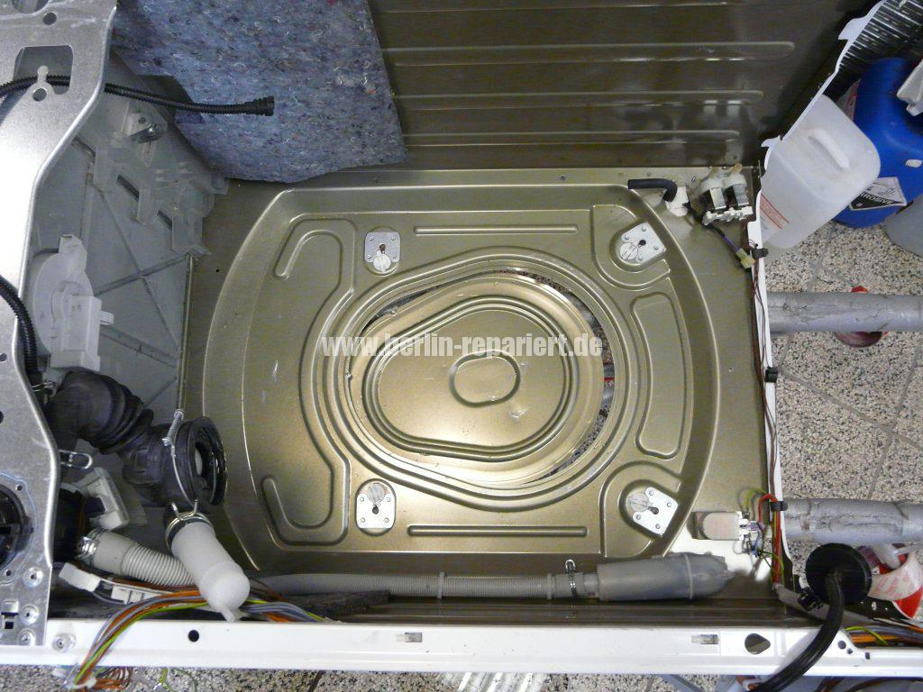 Siemens E14, Laugenbehälter Trommeleinheit Kugellagerschaden (13)