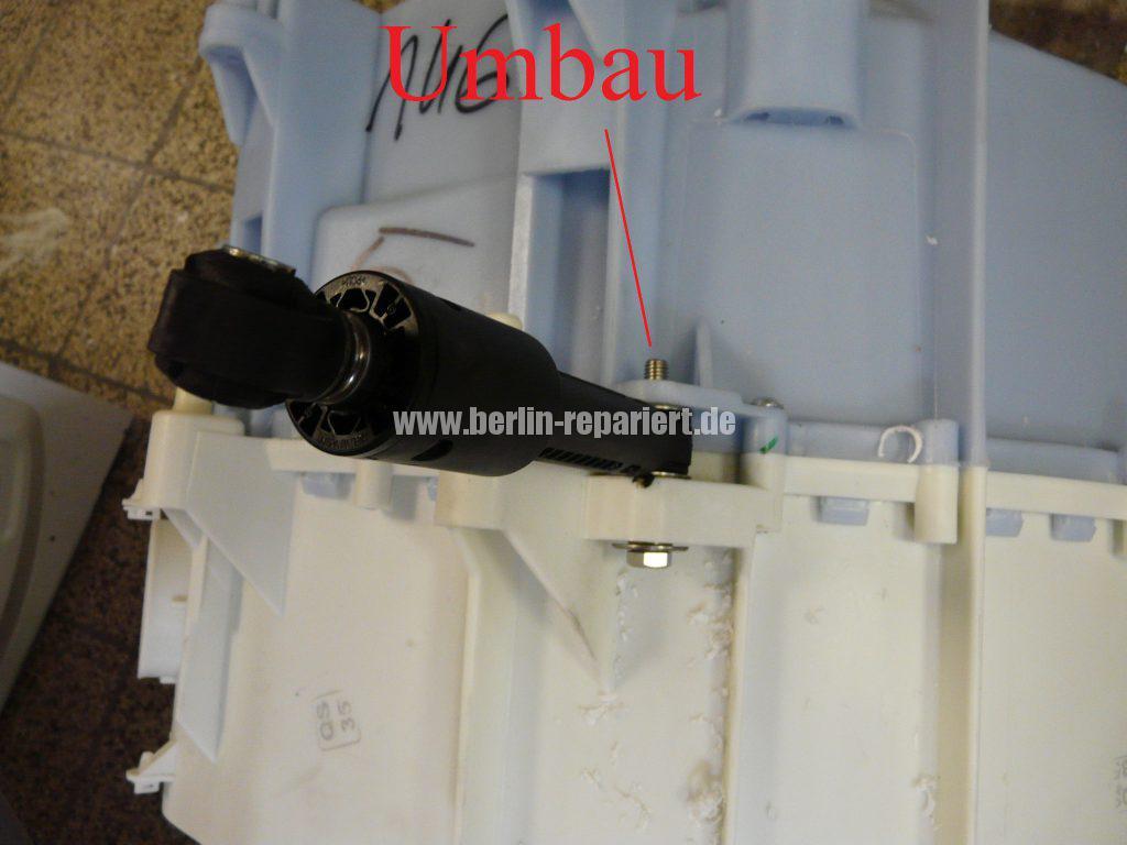 Siemens E14, Laugenbehälter Trommeleinheit Kugellagerschaden (17)