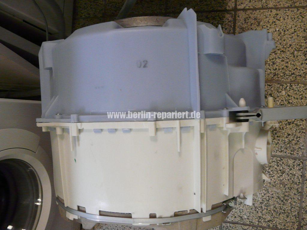 Siemens E14, Laugenbehälter Trommeleinheit Kugellagerschaden (4)