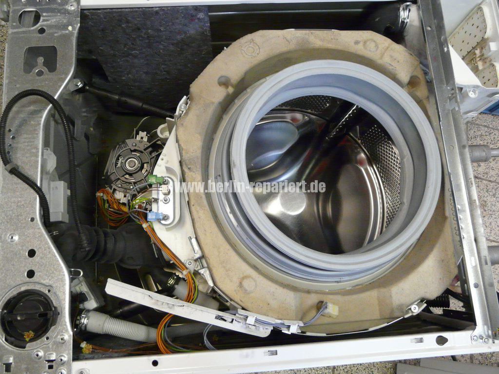 Siemens E14, Laugenbehälter Trommeleinheit Kugellagerschaden (9)