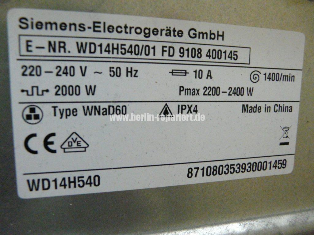 Siemens IQ700 Qualität (2)