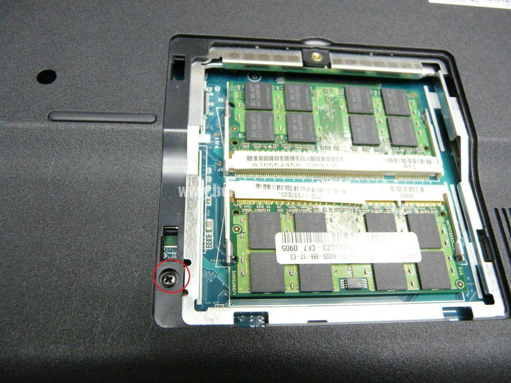 Sony VGN-NS21S, HDD defekt (3)