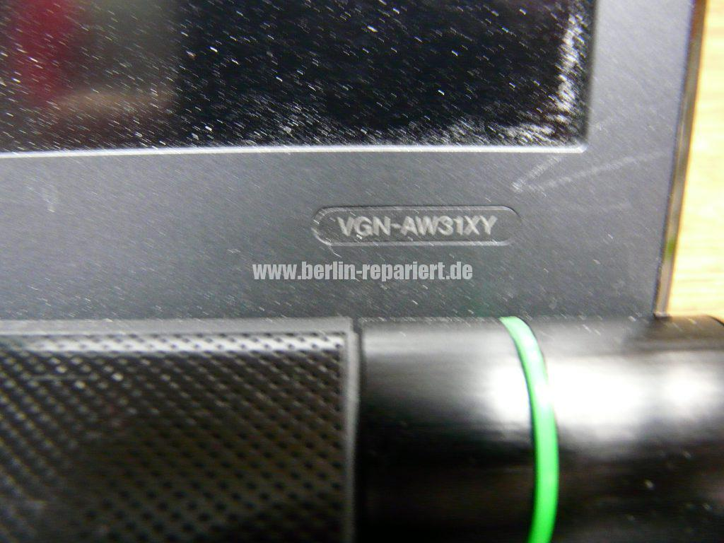 Sony Vaio VGN-AW31XY, DPC Watchdog Violation (3)