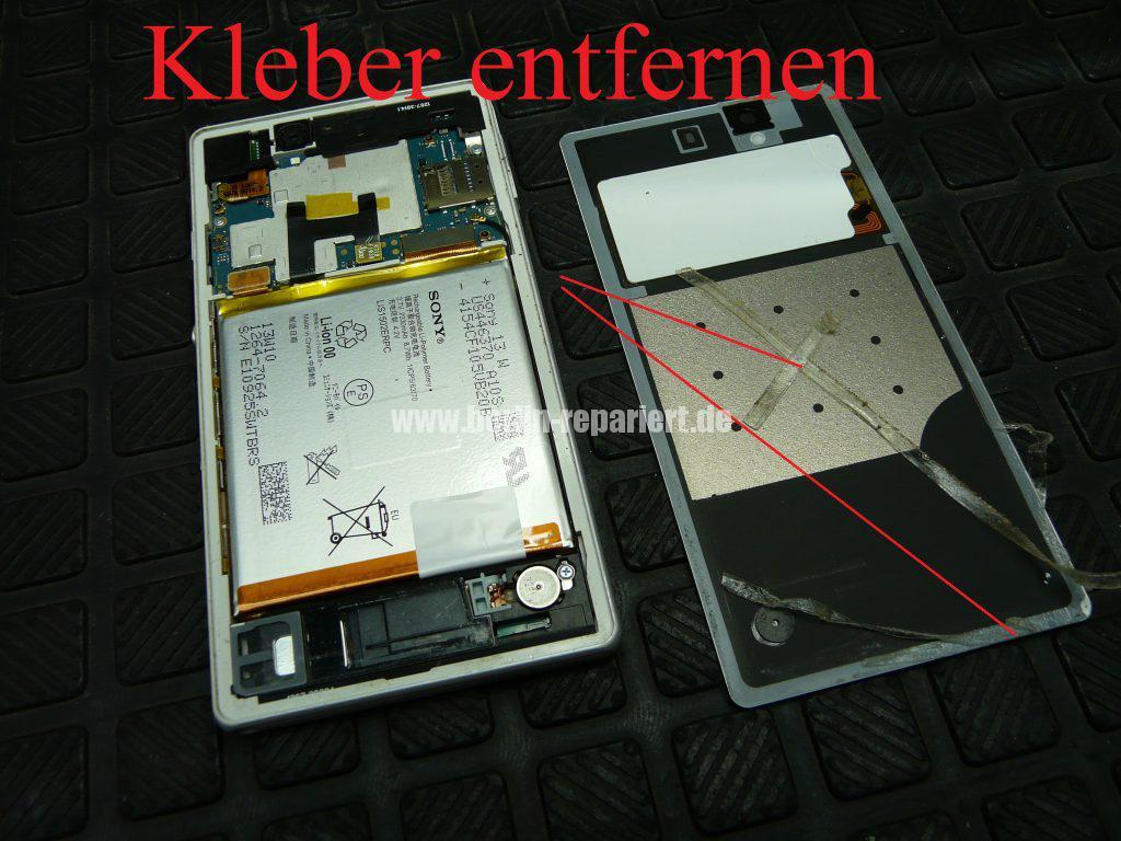 Sony Xperia Z, Akku wird nicht mehr geladen (6)