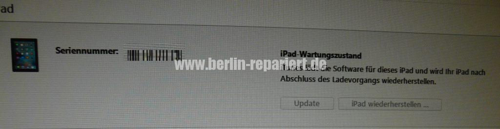 iPad ist deaktiviert (5)
