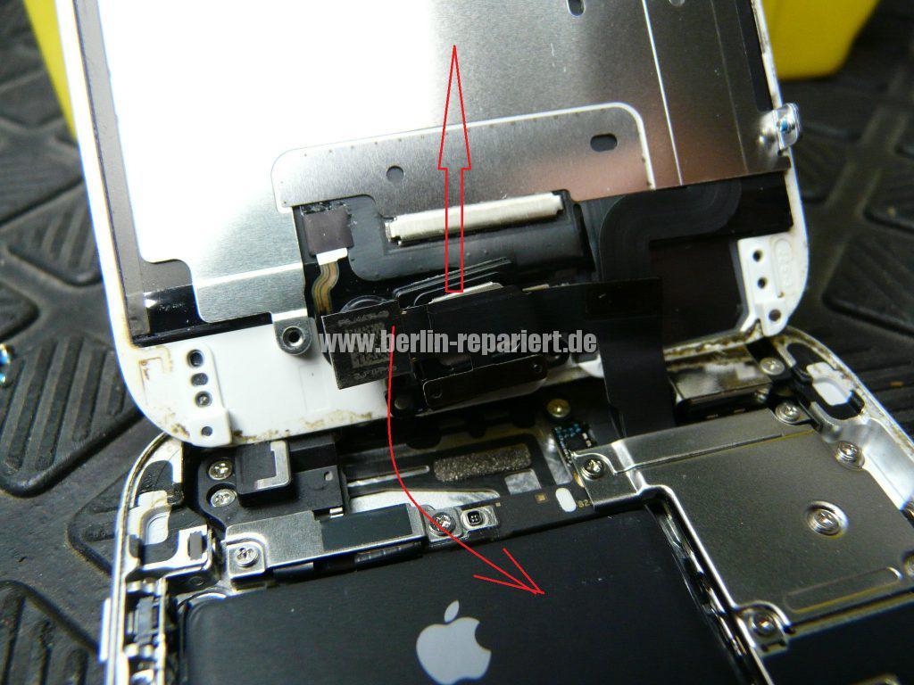 iPhone6 Hörermuschel tauschen (2)