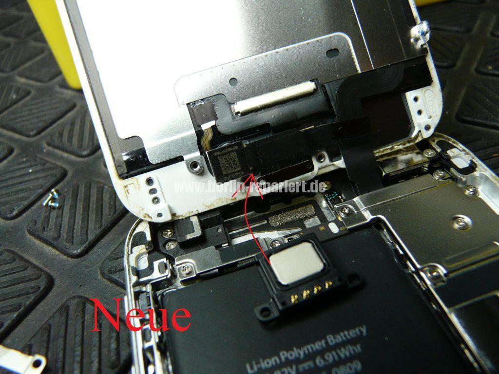 iPhone6 Hörermuschel tauschen (3)