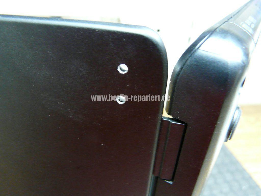 ACER Displaydeckel Reparatur (3)
