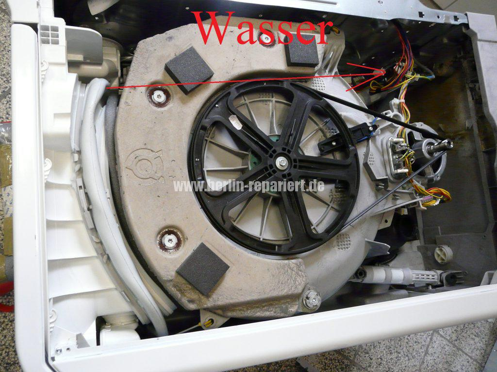 AEG L60260, Motor dreht nicht (2)