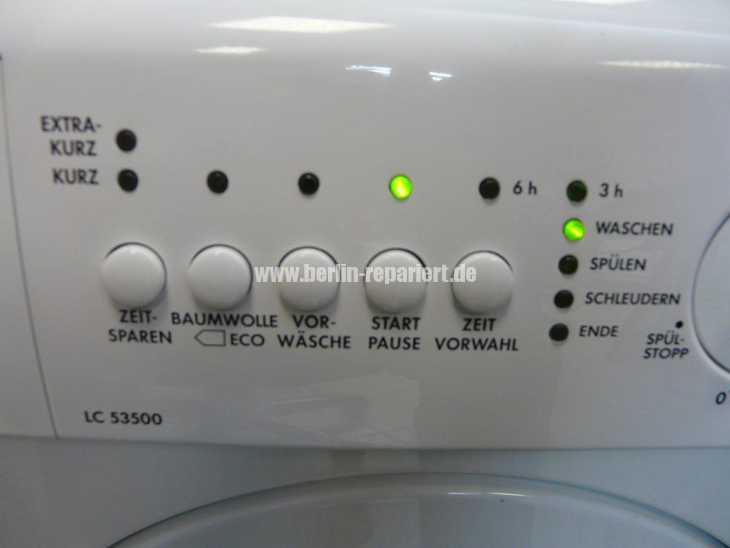 AEG LC 53500, Elektronik Defekt (2)