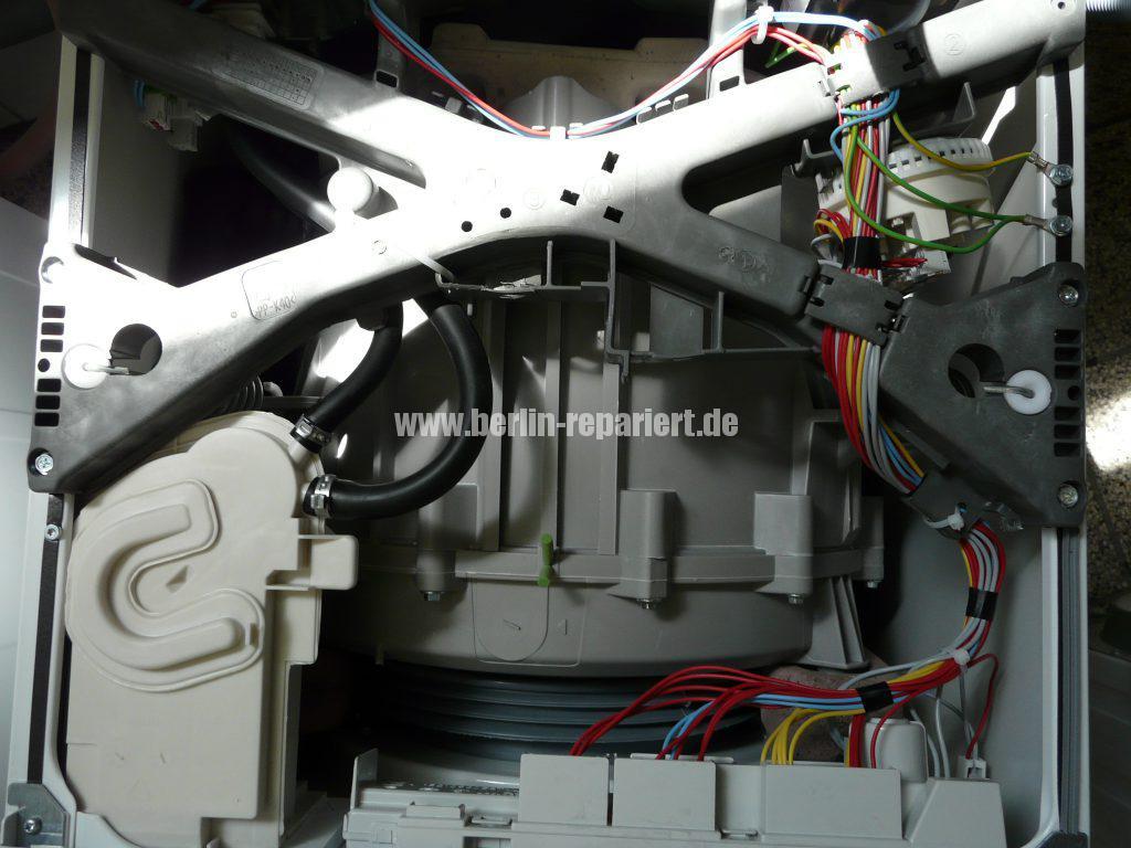 AEG LC 53500, Elektronik Defekt (5)