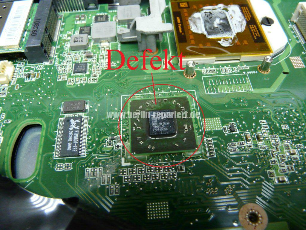 ASUS X70AC, kein Bild (5)