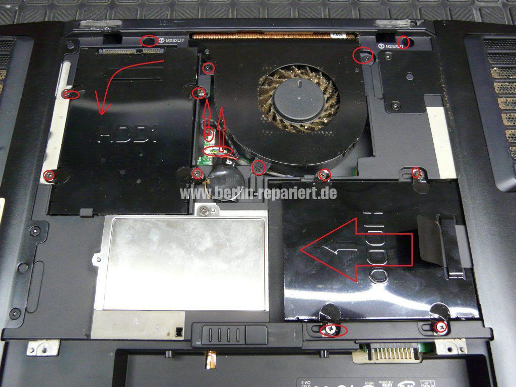 AlienWare M17X, keine Funktion (3)
