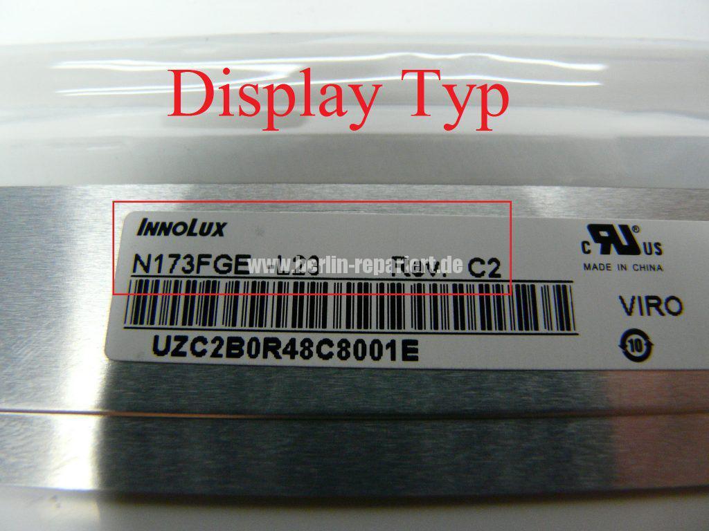 Asus F751MA, kein Bild (7)
