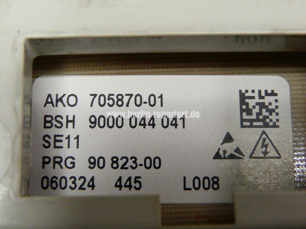 Bosch mit AKO705870-01, Pumpt nicht ab (4)