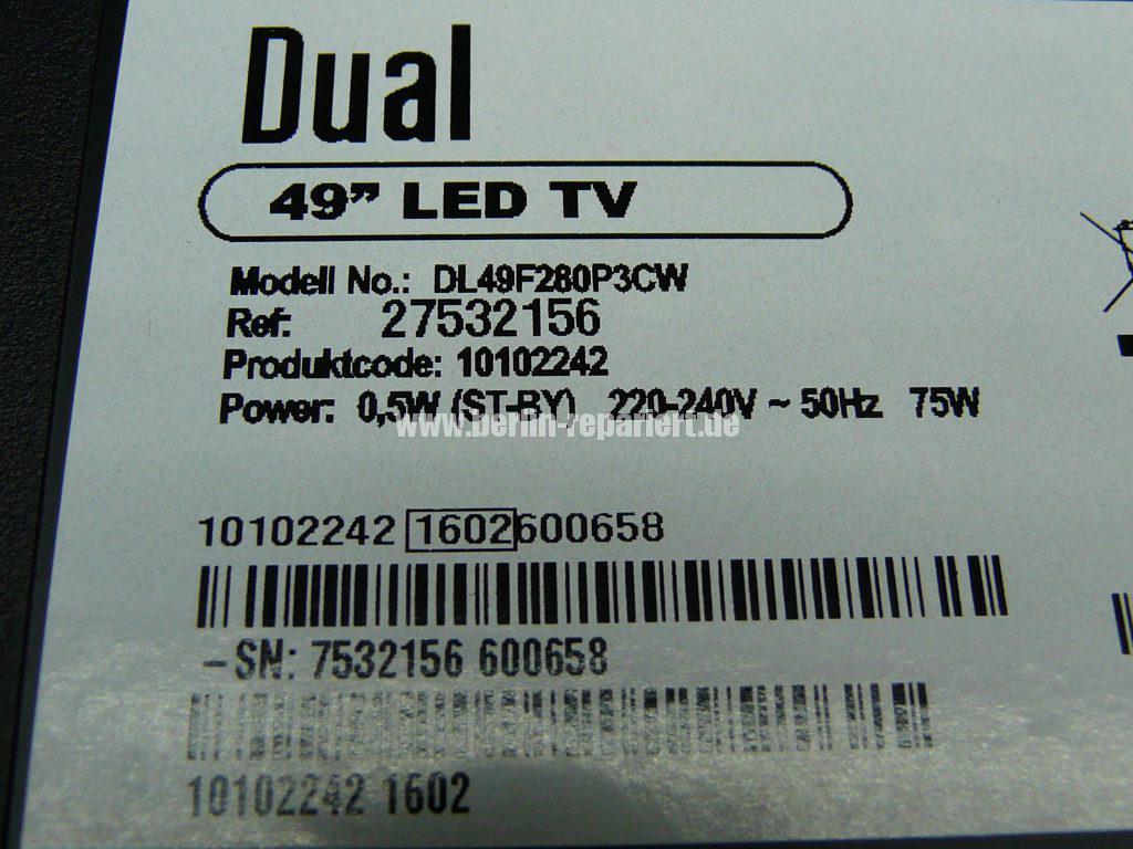 Dual 49Zoll, Display Defekt (11)
