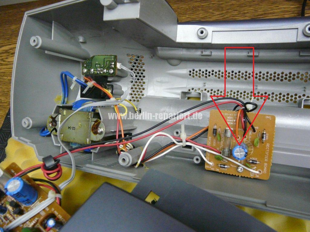 Grundig Beezz RRDC 4101, Ton leise und brumt (5)