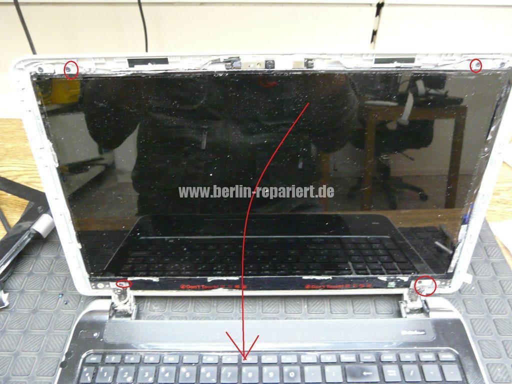HP 15-n252, kein Bild (4)