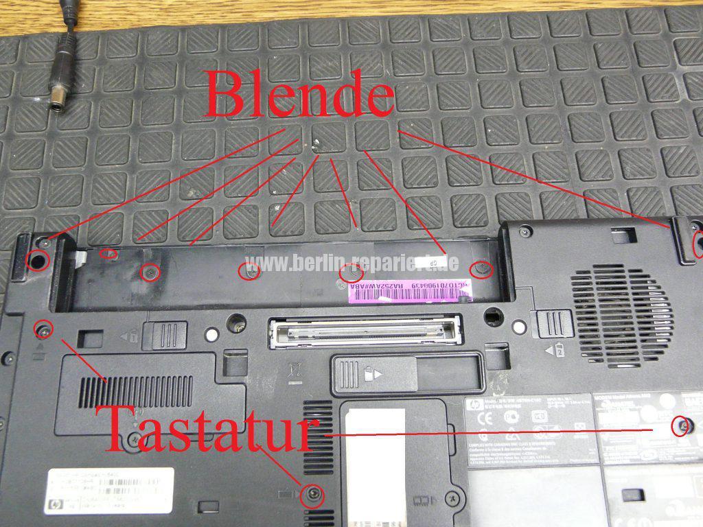 HP Compaq nc6400, keine Funktion (2)