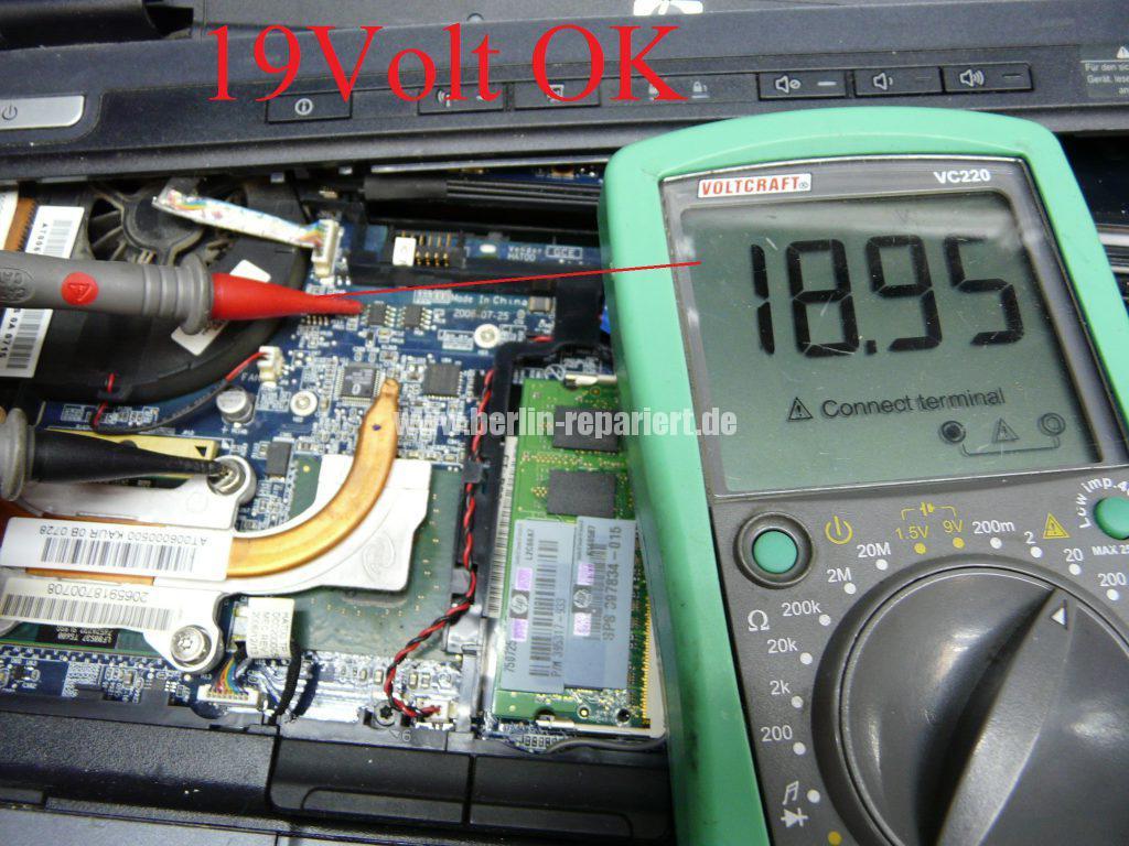 HP Compaq nc6400, keine Funktion (5)