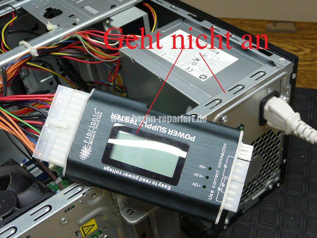 HP P6-2443eg, geht nicht an (3)