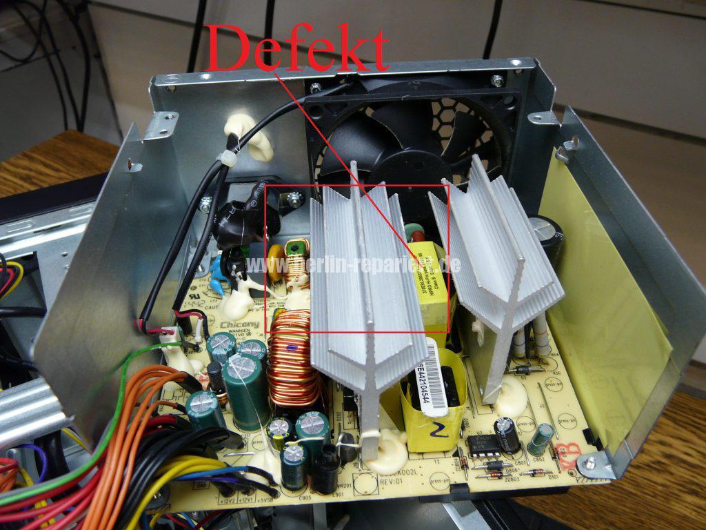 HP P6-2443eg, geht nicht an (4)