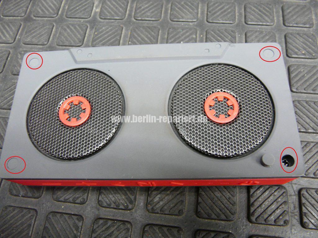Jam HX-P450, Kopfhörerbuchse abgerissen (2)