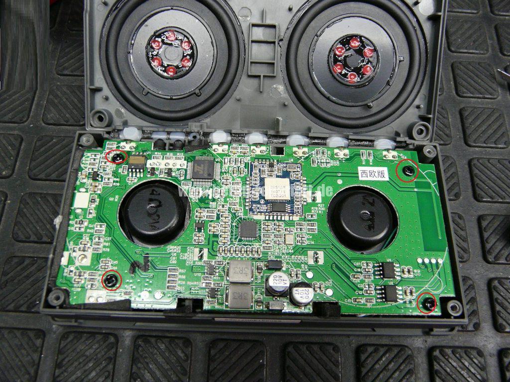 Jam HX-P450, Kopfhörerbuchse abgerissen (3)