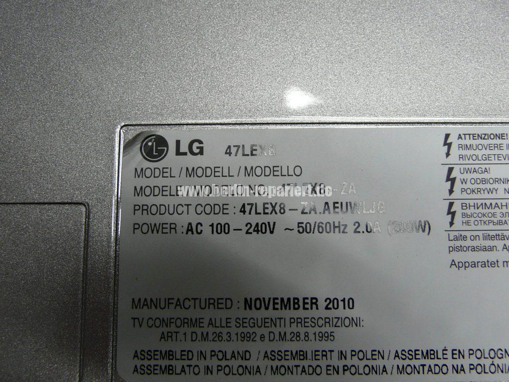 LG 47LEx8, geht an dann sofort aus (7)