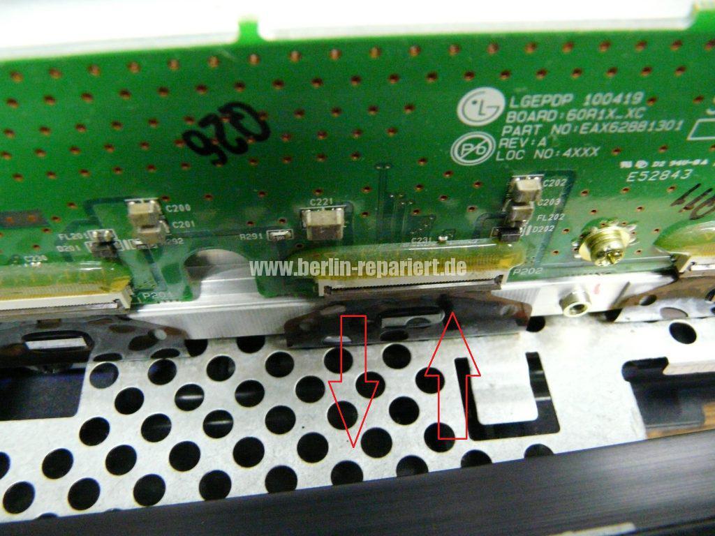 LG 60PX950N, Streifen in Bild (14)