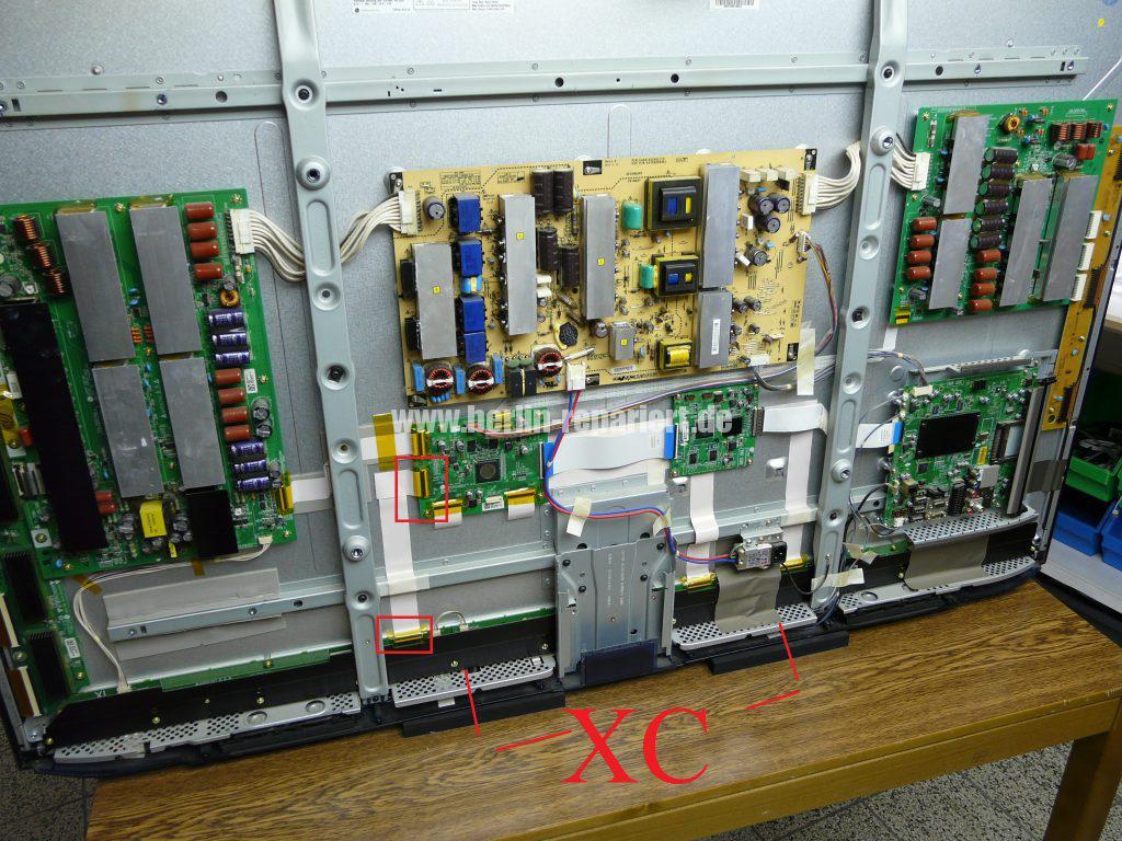 LG 60PX950N, Streifen in Bild (9)