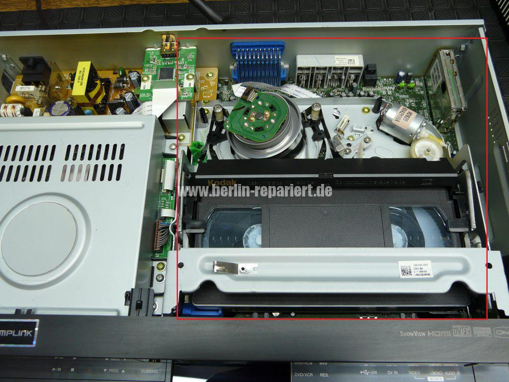 LG RC389, schlechtes Bild auf VHS (3)