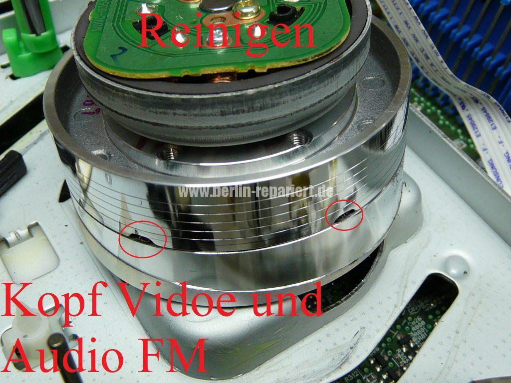 LG RC389, schlechtes Bild auf VHS (5)
