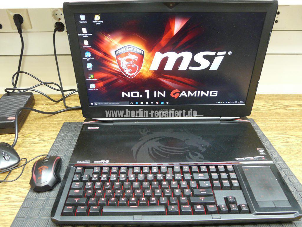 MSI GT802QE, Win 10 Akku wird nicht mehr geladen (4)