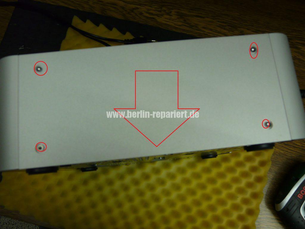 Marantz M-CR502, keine Funktion (2)
