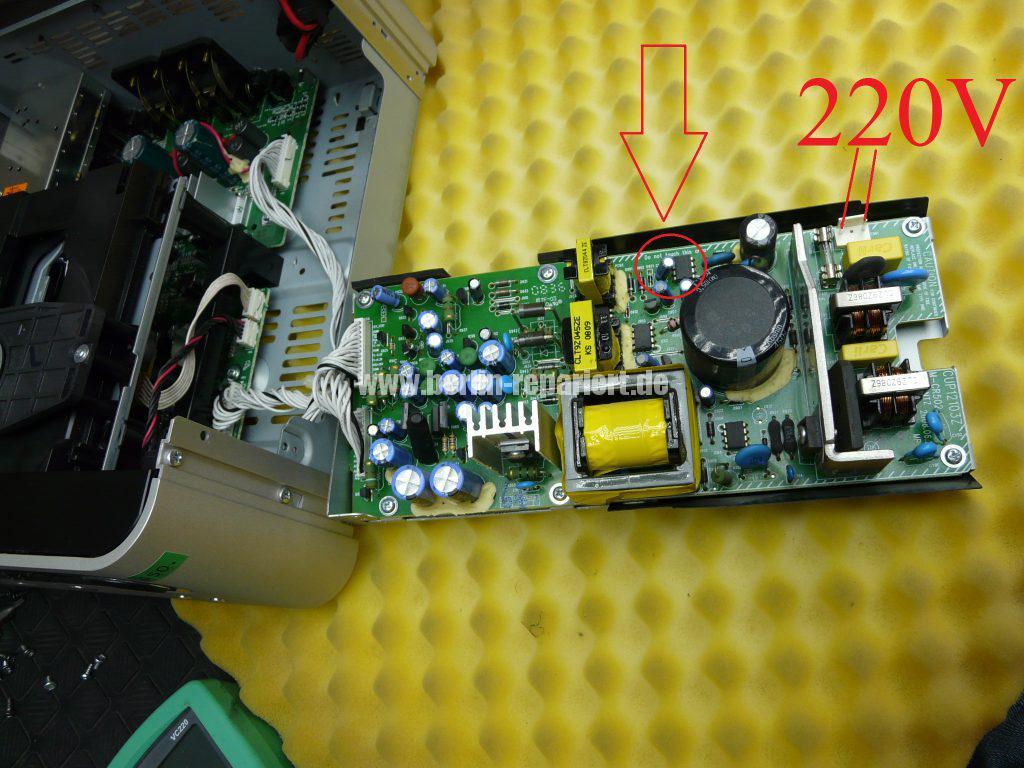 Marantz M-CR502, keine Funktion (8)