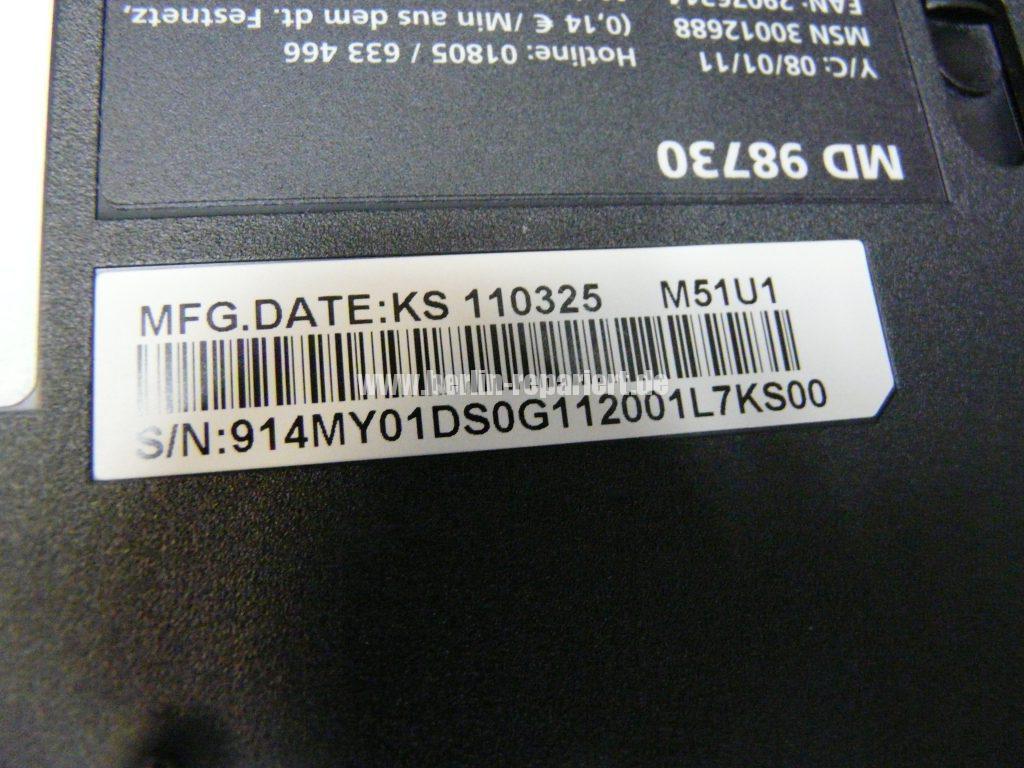 Medion MD98730, geht nicht an (12)
