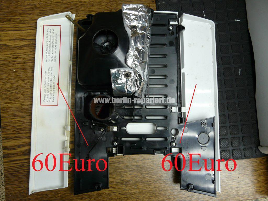 Miele CM5000, Bedienung nicht mögllich (5)