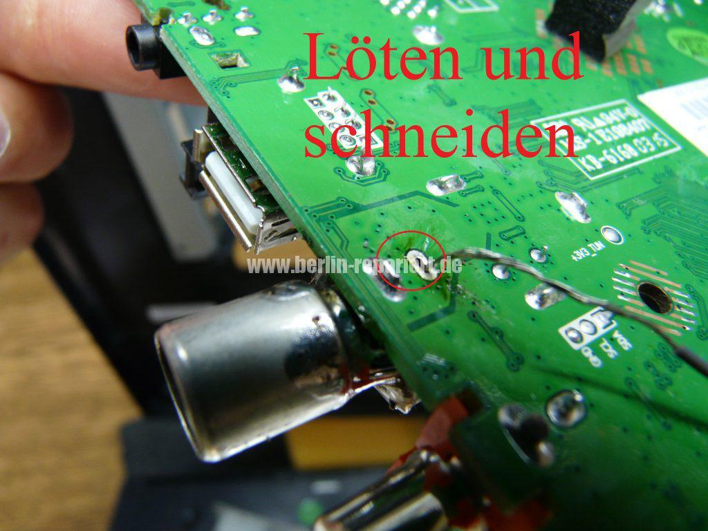 OK OLE24450, Tunerbuchse defekt (9)