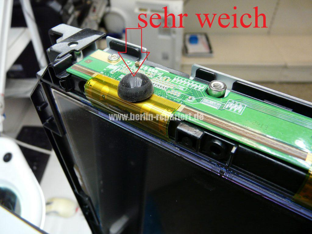 Samsung LE40A455, Display Streifen, Display Reparieren (18)