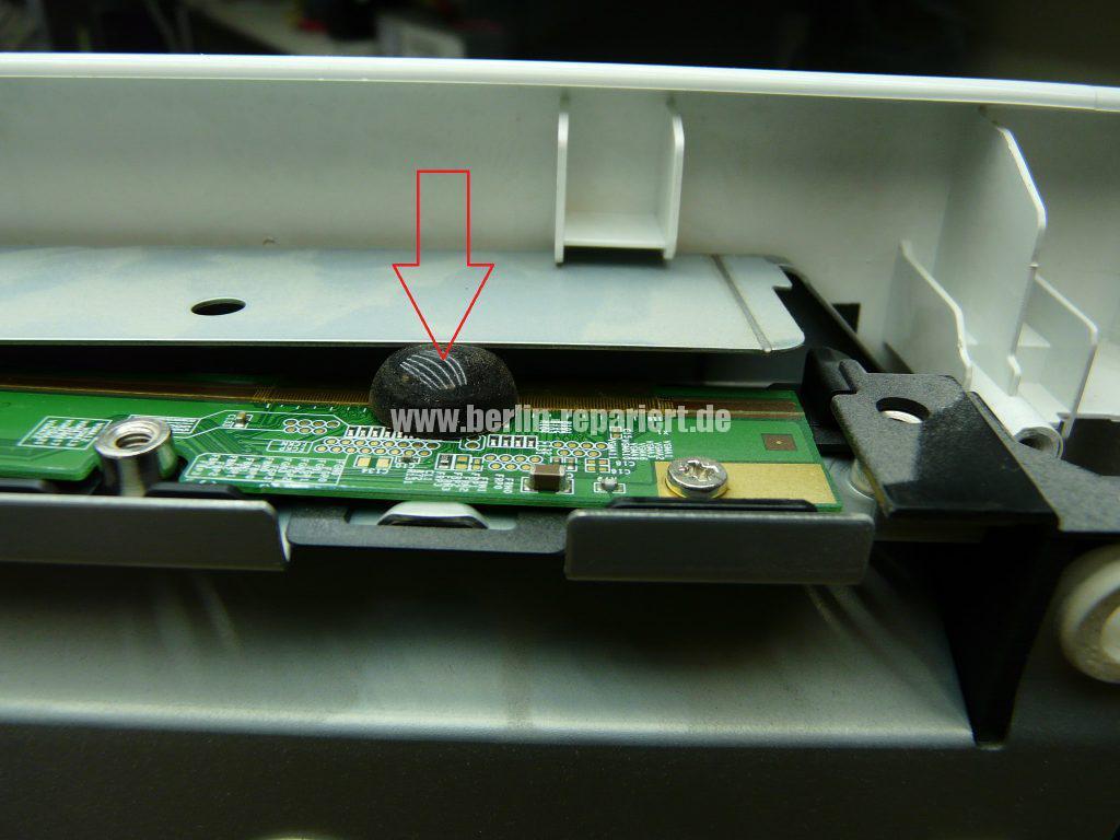 Samsung LE40A455, Display Streifen, Display Reparieren (19)