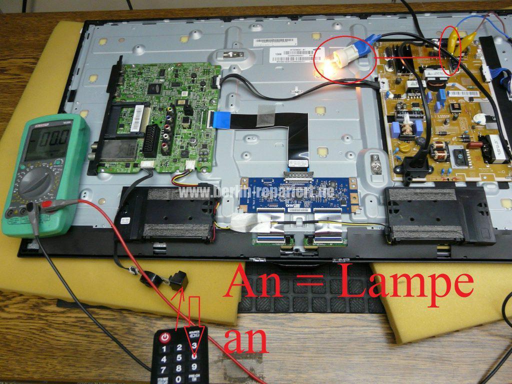 Samsung UE32F5070, Stby Blinkt (5)