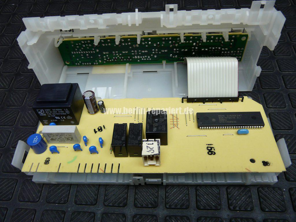 Siemens 5WK5709, heizt nicht (2)