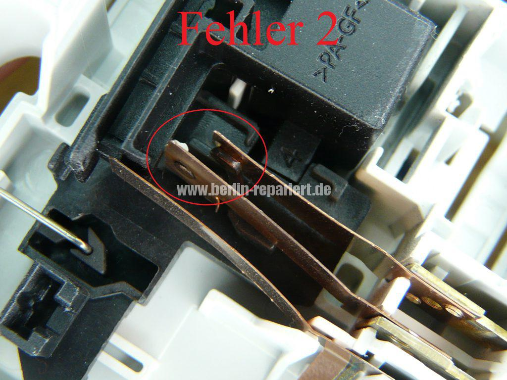 Siemens IQ, Fehler A02 (5)