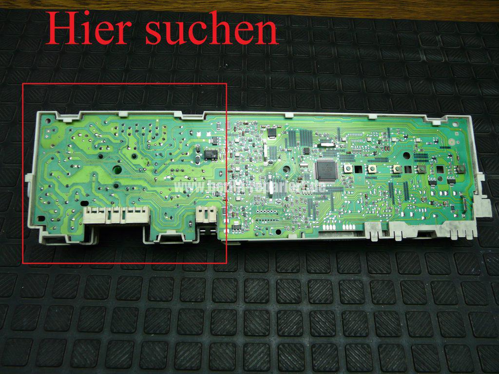Siemens Siwamat XLM 1063, wäscht nicht, wird nicht warm (4)