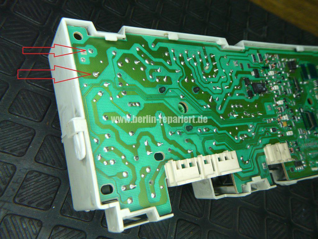 Siemens Siwamat XLM 1063, wäscht nicht, wird nicht warm (5)